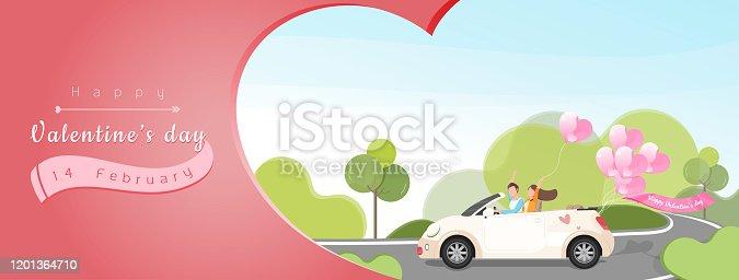 2020-207-vector-Valentine-03-couple-travel-car-balloon-7905x3000px