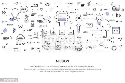 istock 20-Doodle Teamwork 1305880842
