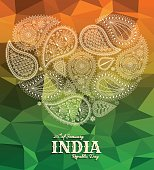 26th of January India Republic Day