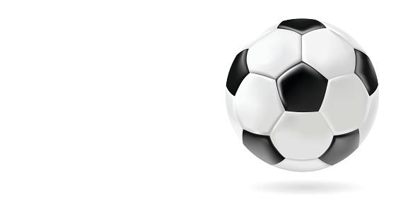 3d football isolated