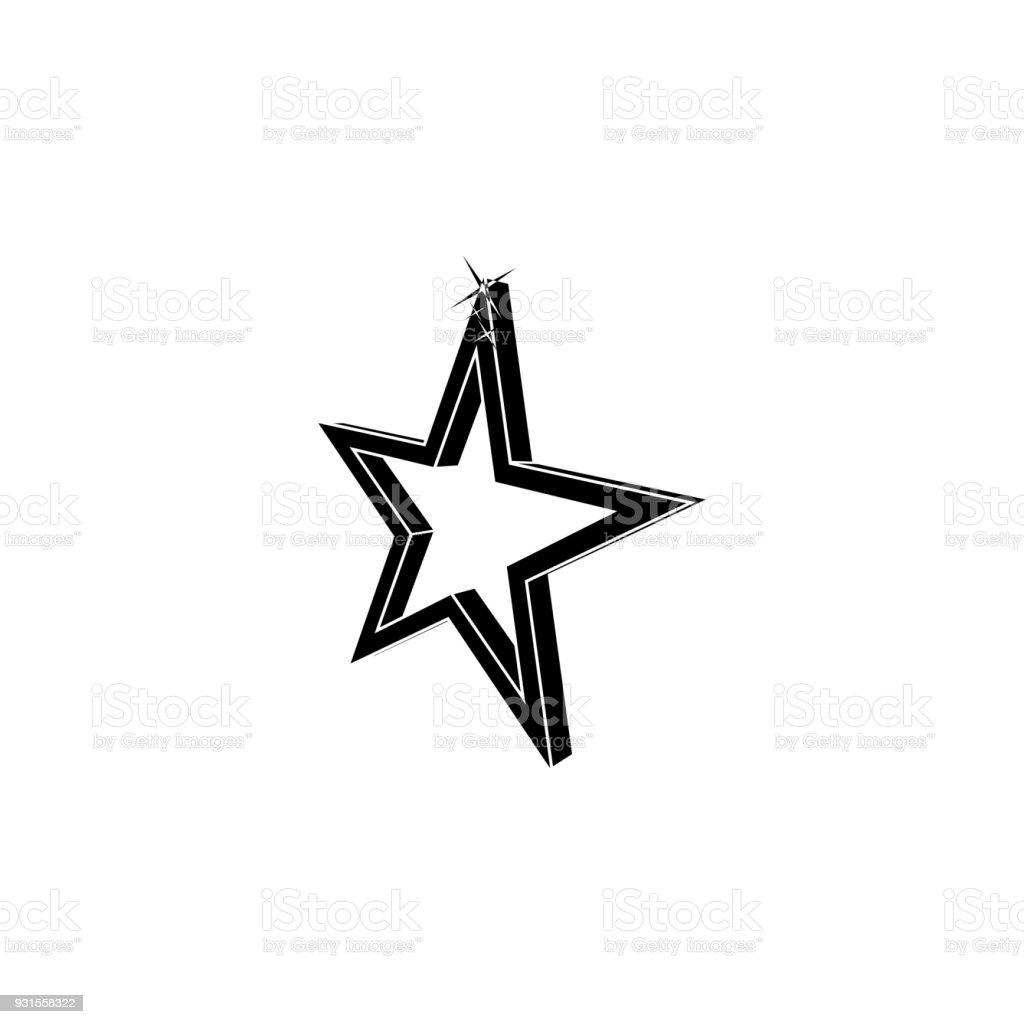 3d Star Icon Element Of Stars Icon Premium Quality Graphic Design