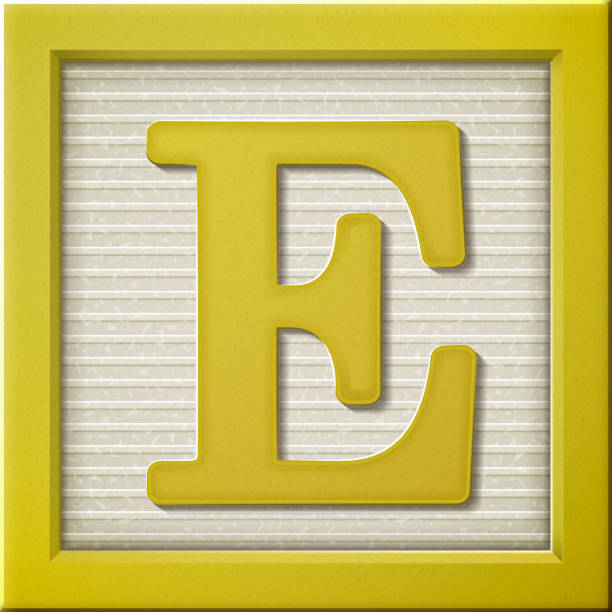 e block letter top single wooden letter e clip vector graphics and 21427 | 3d yellow letter block e vector id484315564?k=6&m=484315564&s=612x612&w=0&h=s0eouyd73I8HH9UP5ut 15gxHzWIYKQ7BWdly4wTydQ=