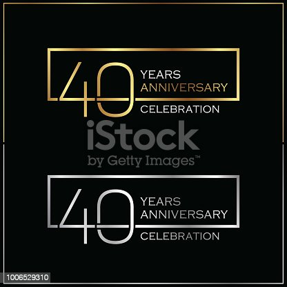 anniversary, celebration, years, background, vector