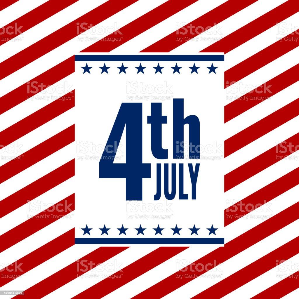 4th july greetings card stock vector art more images of 2017 4th july greetings card royalty free 4th july greetings card stock vector art amp m4hsunfo