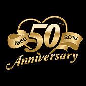 50th Anniversary Birthday