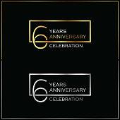 anniversary, celebration, years, vector, background
