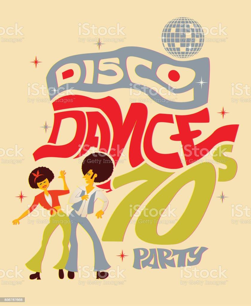 70s Disco Dance