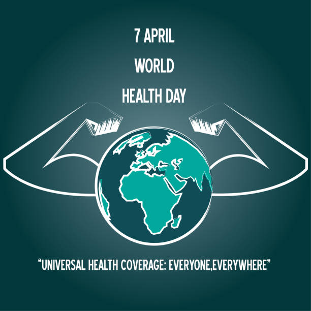 7th april world health day illustration vector image 7th april world health day illustration vector image world health day stock illustrations