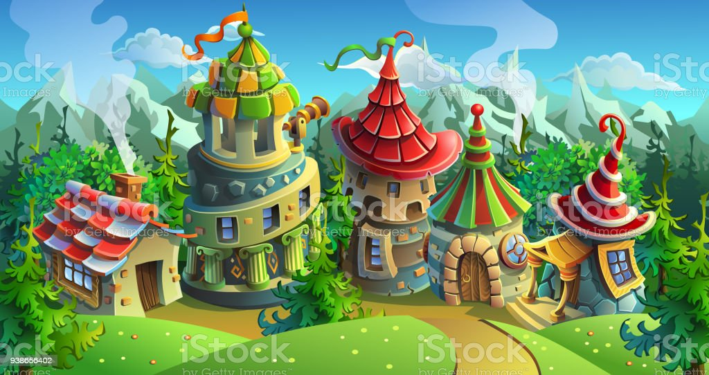 Leisure Arts-Fairy Tale Castle