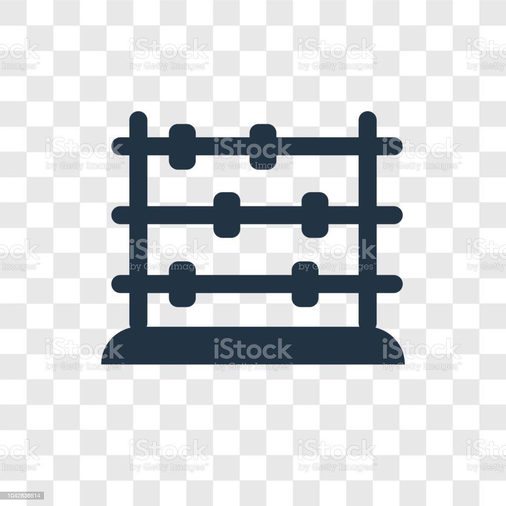 Fondo Abacus Icono Vector Sobre Aislado De Ilustración Juguete LcAj354Rq