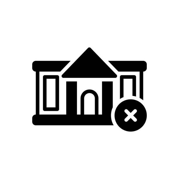 Abandon relinquish Icon for abandon, relinquish, forsake, forgo, abjure, renounce, repudiate, abnegate abjure stock illustrations
