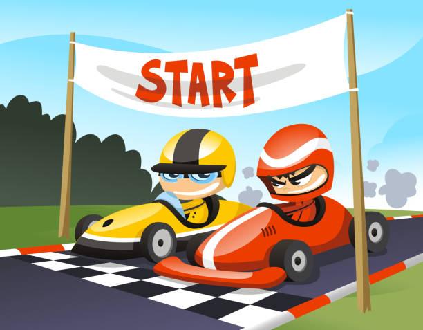 o aby rozpocząć - start stock illustrations