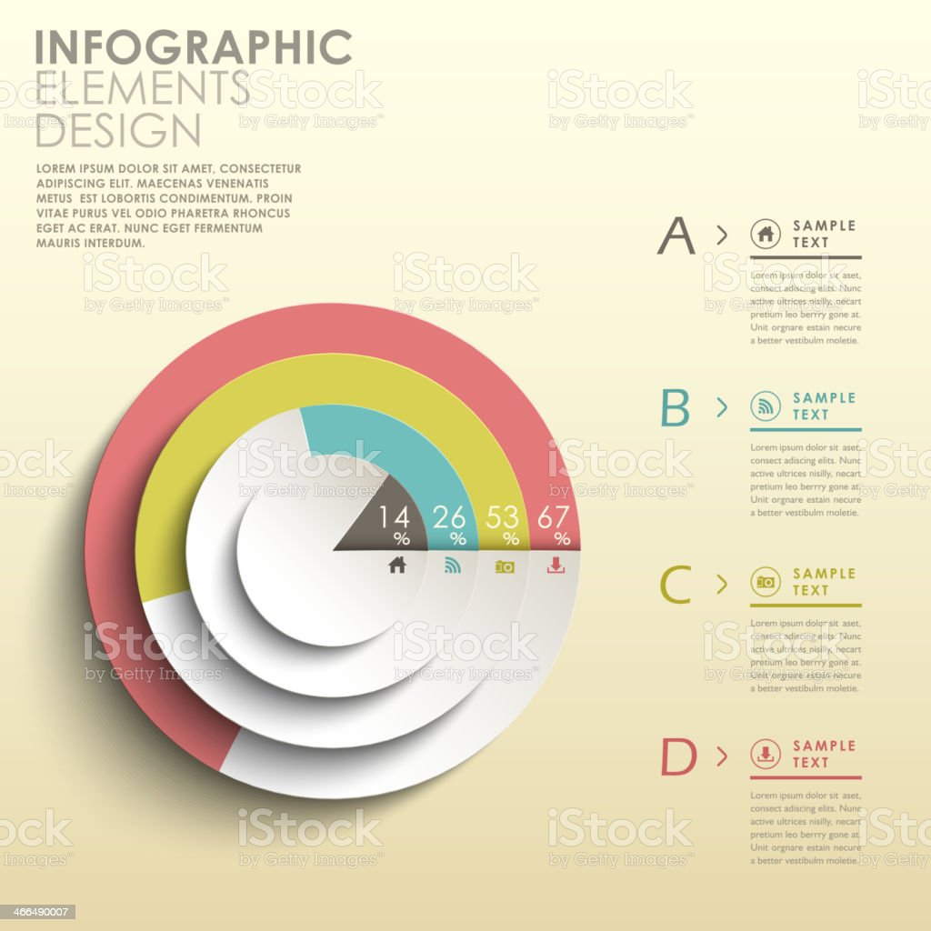Abstract 3d pie chart infographics stock vector art more images abstract 3d pie chart infographics royalty free abstract 3d pie chart infographics stock vector art nvjuhfo Images