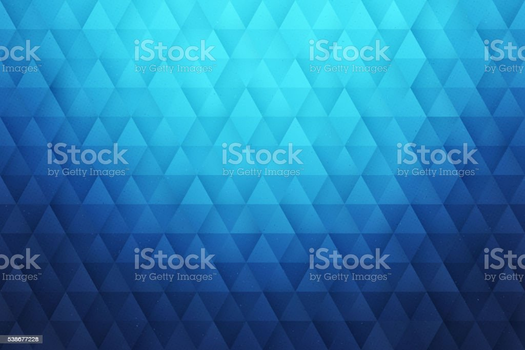 Abstract 3D Vector Geometrical Triangular Background vector art illustration