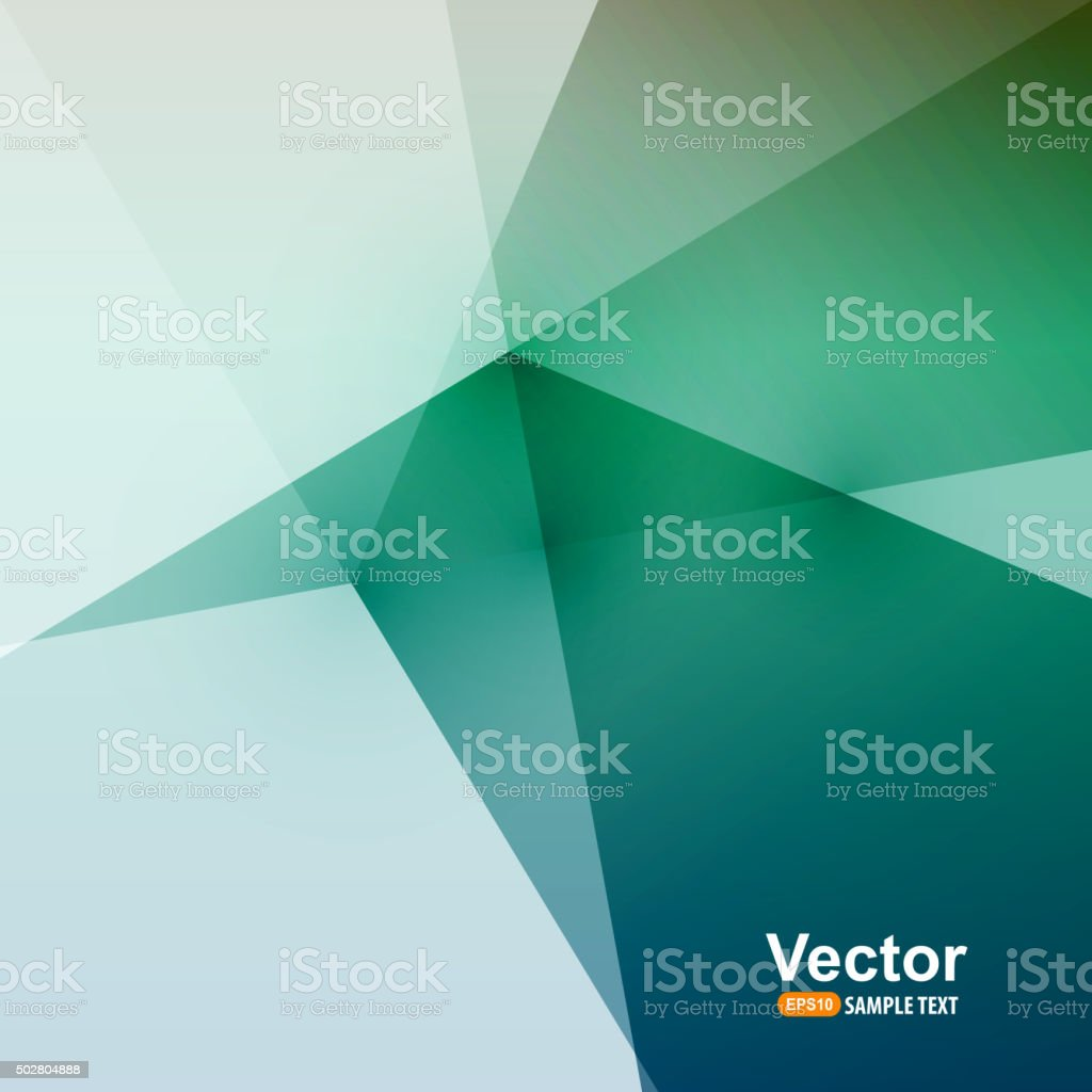 Abstract 3d wire vector art illustration