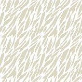 Abstract animal print seamless pattern