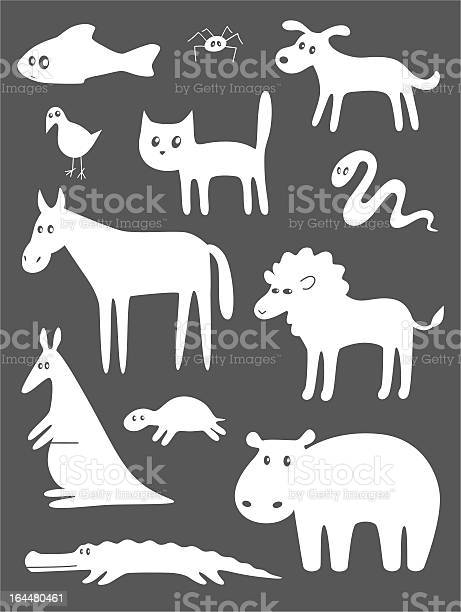 Abstract animals on a grayanother vector id164480461?b=1&k=6&m=164480461&s=612x612&h=g x4b2jrqs6qkvde3xbdvwuh dqyzk5jzqlembwoykg=