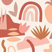 Multiple products where pastel colors meet ceramics