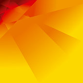 Vector illustration of a colorful abstract background designed with geometric lines and gradients.