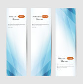 Abstract shiny modern banners with a space for your text. EPS 10 vector illustration, contains transparencies. High resolution jpeg file included(300dpi).