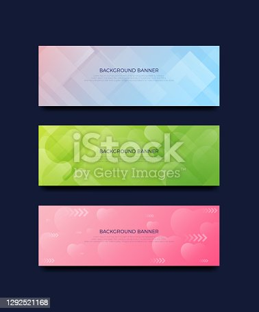 istock Abstract background colorfull 1292521168