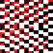 abstract background consisting of rectangles, geometric style illustration