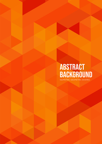 Abstract Background Cover Design