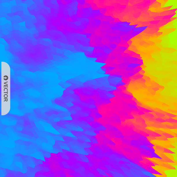 ilustraciones, imágenes clip art, dibujos animados e iconos de stock de resumen de antecedentes. plantilla de diseño. patrón moderno. ilustración del vector para su diseño. - fondos coloridos
