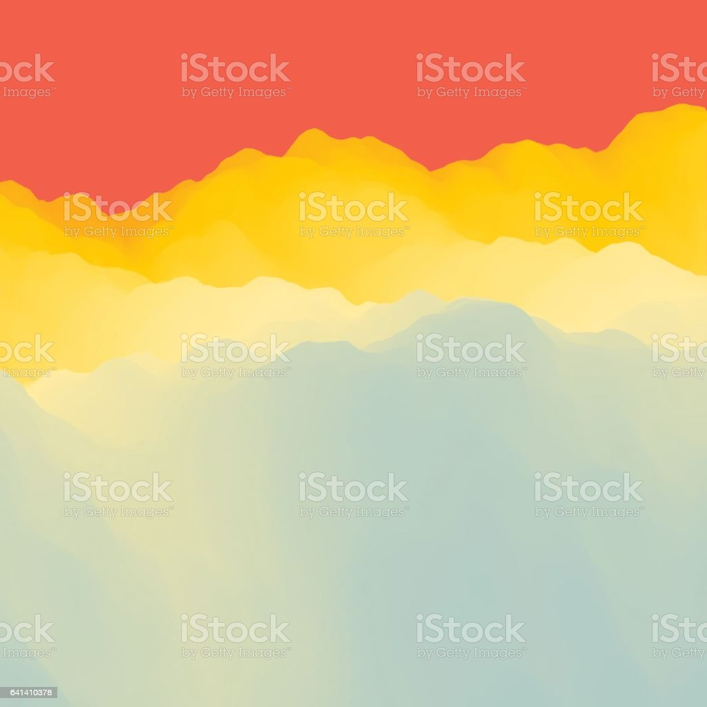 Abstract Background. Design Template.