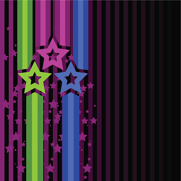 Abstract background for design vector art illustration