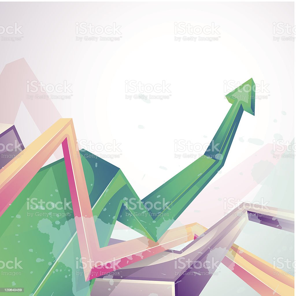 Abstract background for design royalty-free stock vector art