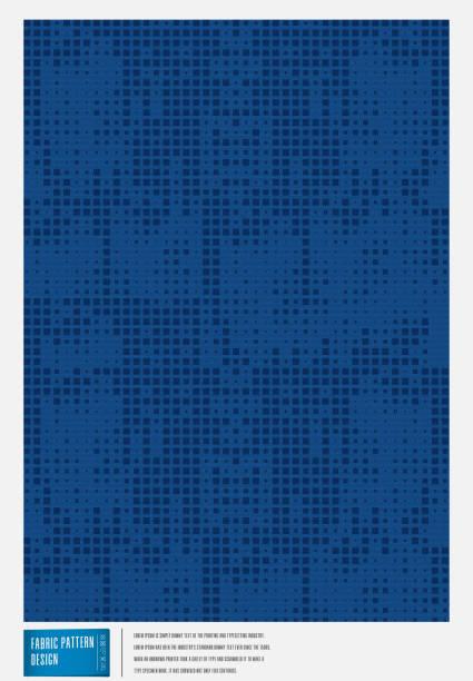 stockillustraties, clipart, cartoons en iconen met abstracte achtergrond voor stof patroon, minimale cover sjabloonontwerp.  stof textiel patroon voor sportkleding, voetbal jersey, voetbal kit, of sport uniform.  vector - sportkleding