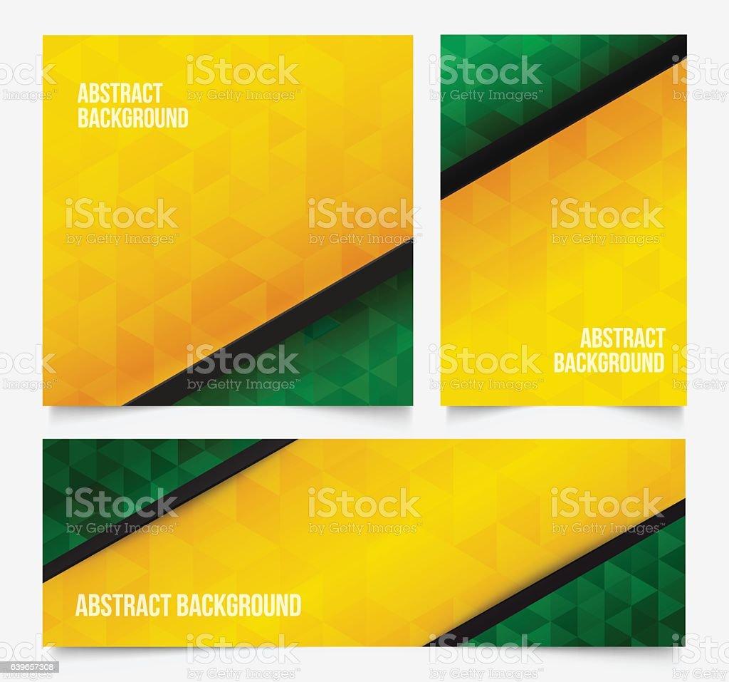 Abstract Background Geometric pattern, vector illustration vector art illustration