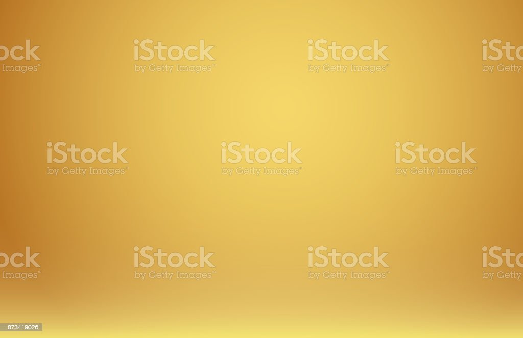 Abstract background gradient golden gold luxury. vector art illustration