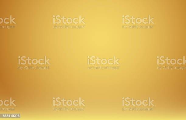 Abstract background gradient golden gold luxury. Vector illustration