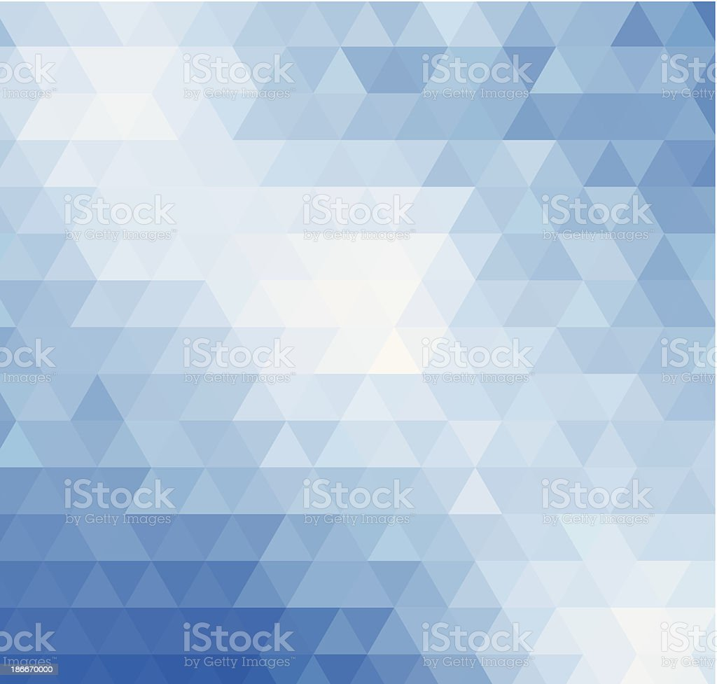 Abstract background of blue and white geometrical shapes royalty-free abstract background of blue and white geometrical shapes stock vector art & more images of abstract