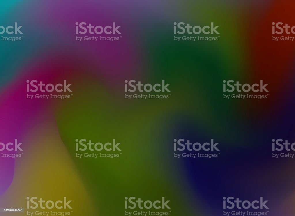 Abstract background of dark mesh colorful background. vector art illustration