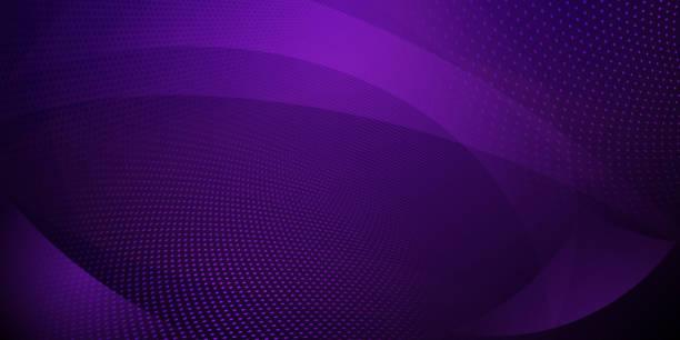ilustraciones, imágenes clip art, dibujos animados e iconos de stock de fondo abstracto de puntos de semitonos y líneas curvas - abstract background