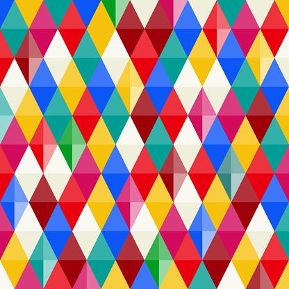 여러 Rhombuses의 추상적인 배경입니다 여러 Rhombuses입니다 개념에 대한 스톡 벡터 아트 및 기타 이미지