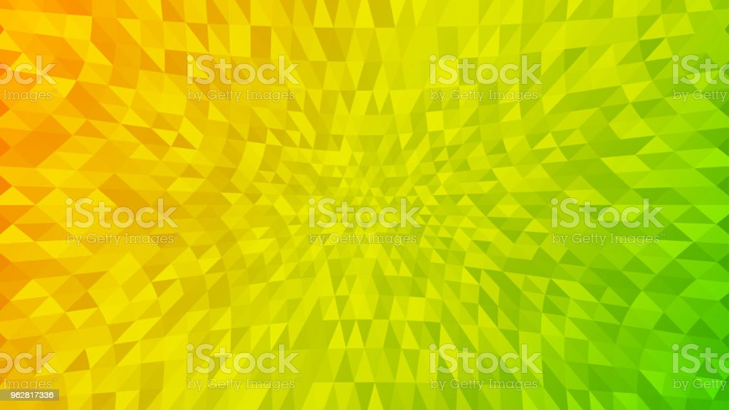 Abstract background of small triangles - arte vettoriale royalty-free di Arte