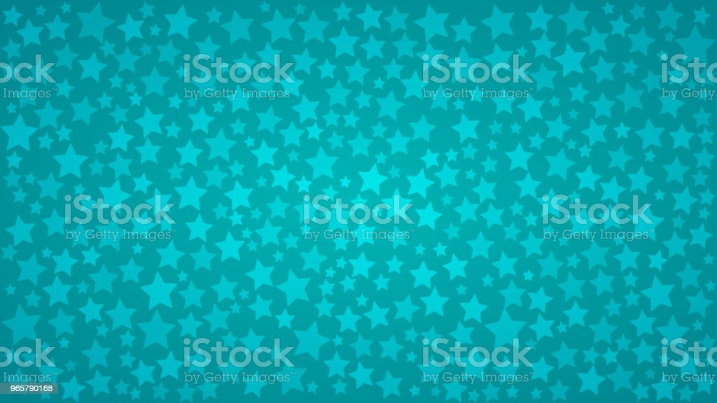 Abstract background of stars - Royalty-free Abstract stock vector