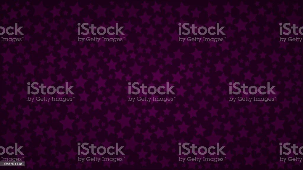 Abstracte achtergrond van de sterren - Royalty-free Abstract vectorkunst