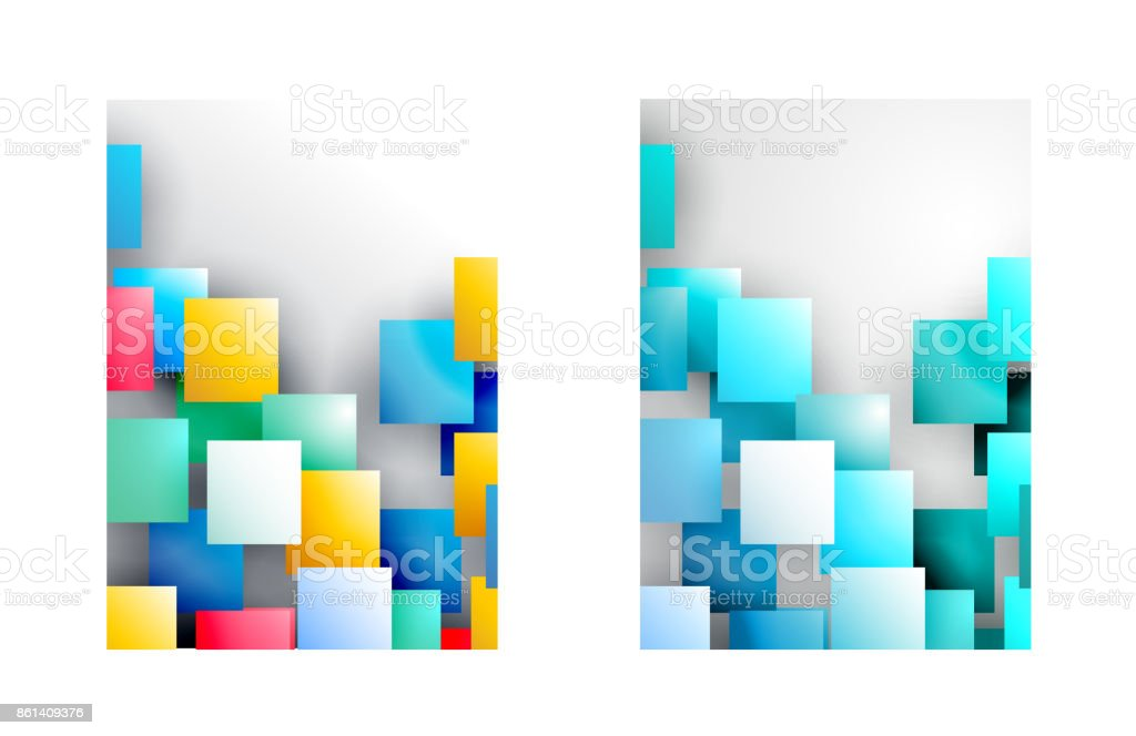 abstract background, template for book cover vector art illustration