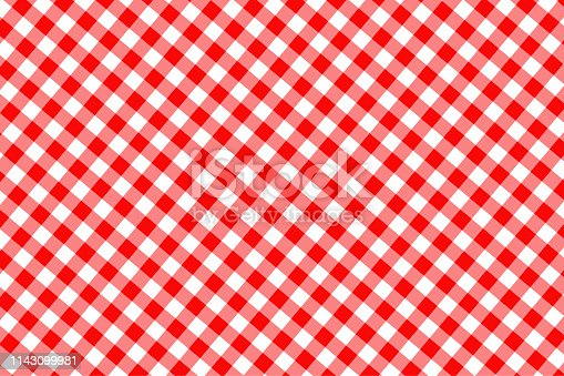 Abstract background. Texture for - plaid, tablecloths, clothes, shirts, dresses, paper, bedding, blankets, quilts and other textile products. Vector illustration.
