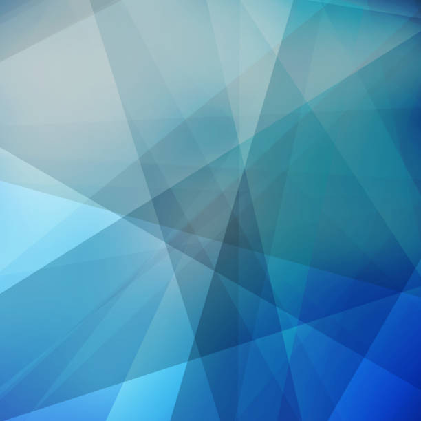 abstract background - triangles - angle stock illustrations