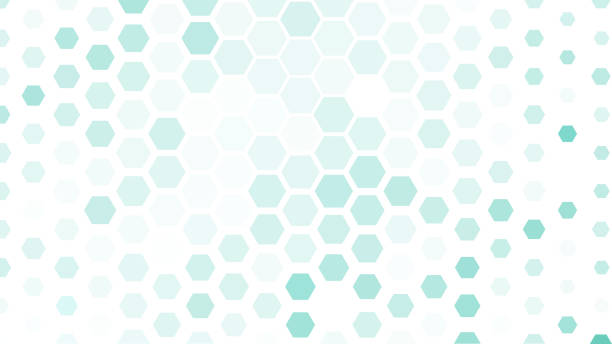 Abstract background Abstract background hexagon stock illustrations