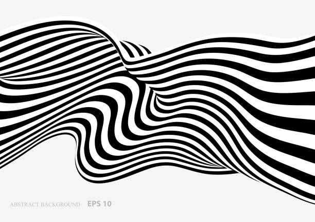 Abstract background EPS10. File don't contain any transparency.Layered. grouped. It includes blend. monochrome stock illustrations