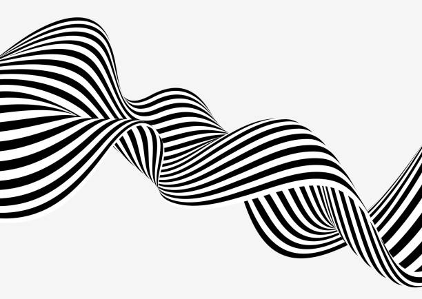 Abstract background EPS10. File don't contain any transparency. Grouped. monochrome stock illustrations