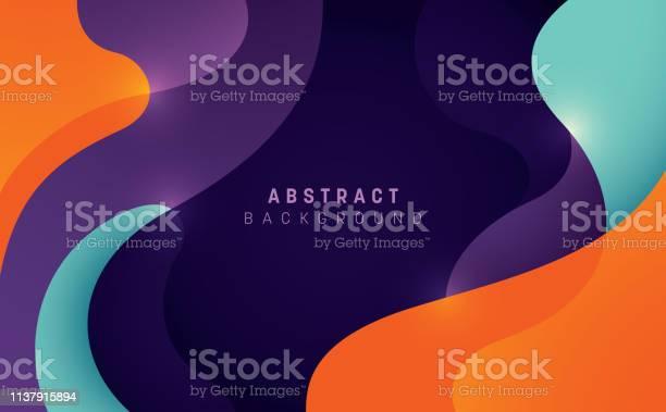 Abstract Background - Arte vetorial de stock e mais imagens de Abstrato