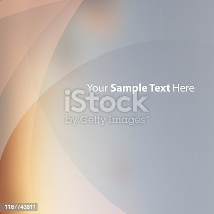 Abstract Colorful Modern Styled Background Design in Editable Vector Format